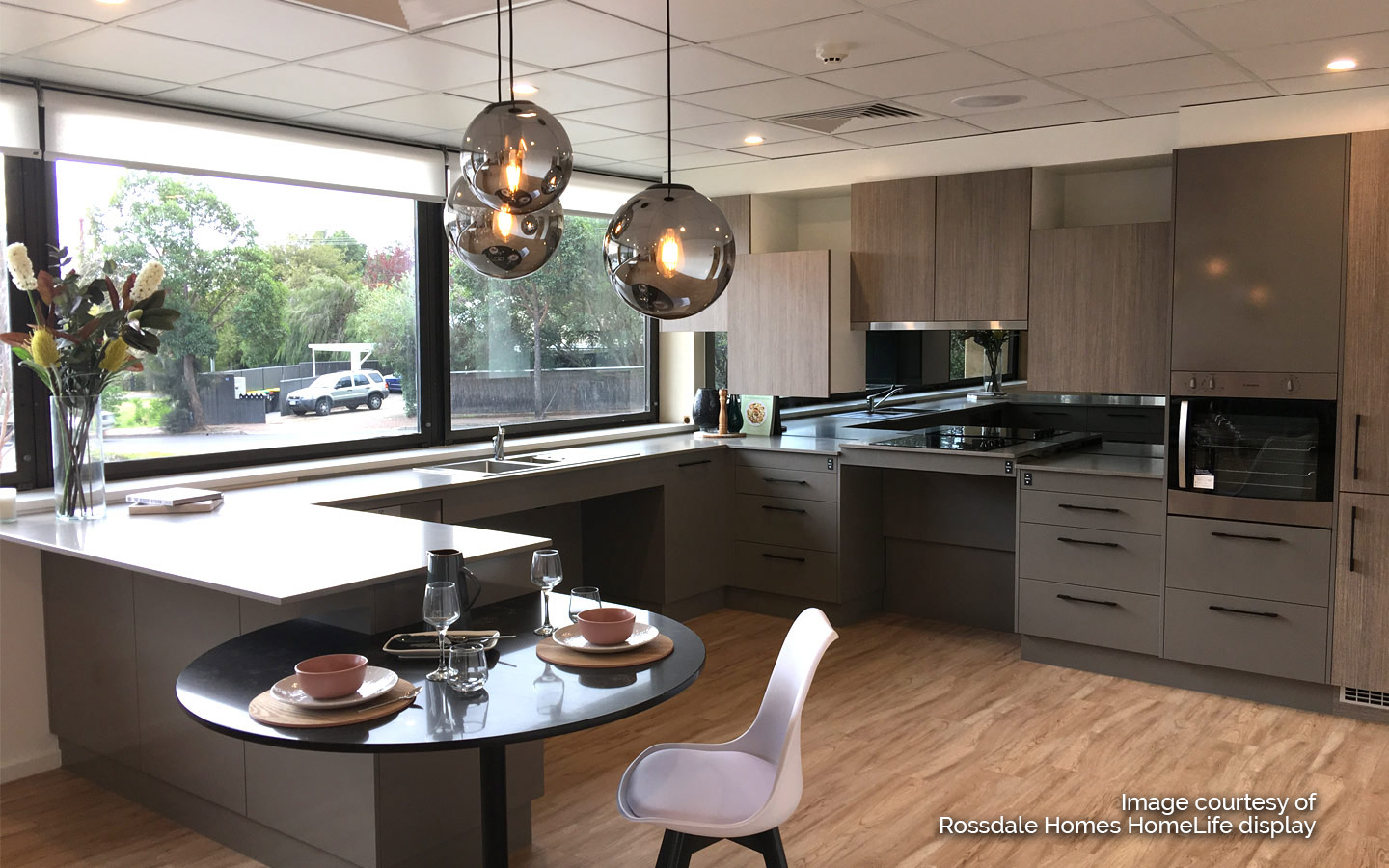 Rossdale homes Kitchen